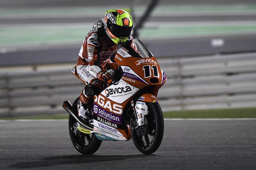 Sergio Garcia, Gasgas Gaviota Aspar, Barwa Grand Prix of Qatar