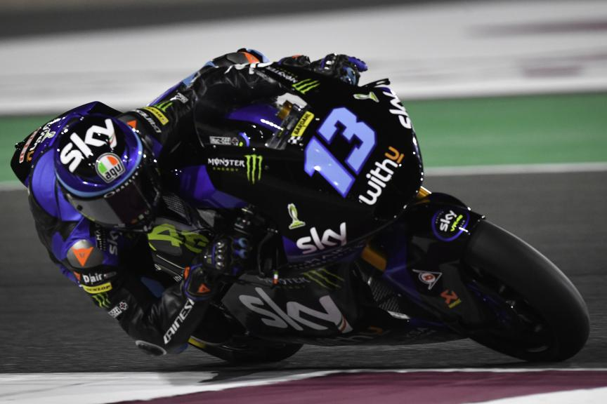 Celestino Vietti, Sky Racing Team VR46, Barwa Grand Prix of Qatar