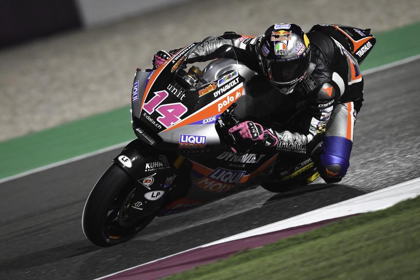 Tony Arbolino, Liqui Moly Intact GP, Barwa Grand Prix of Qatar