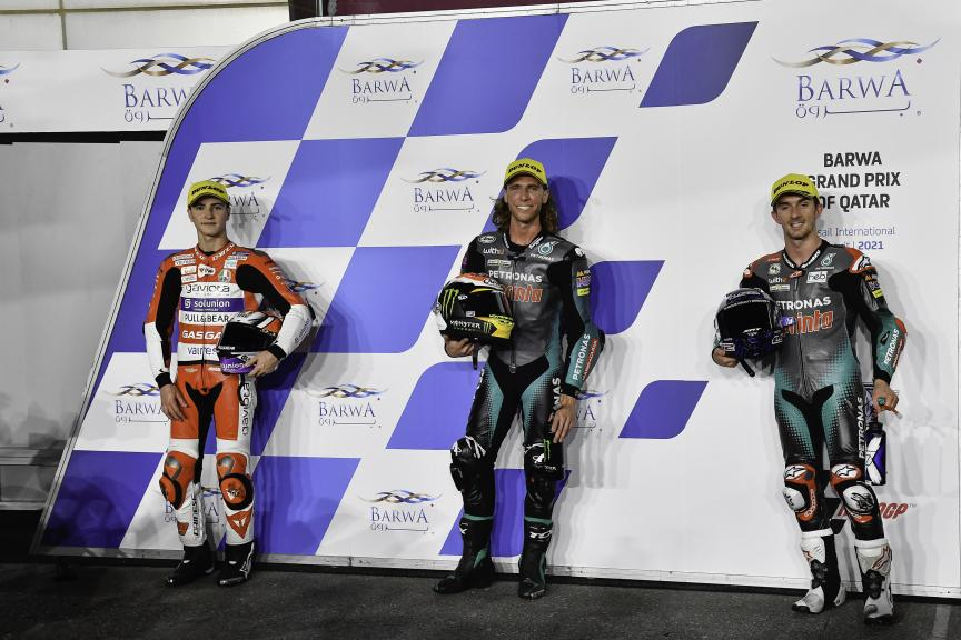John Mcphee, Darryn Binder, Jeremy Alcoba, Barwa Grand Prix of Qatar