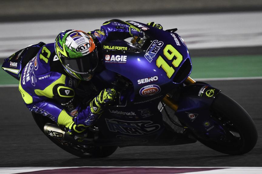 Lorenzo Dalla Porta, Italtrans Racing Team, Barwa Grand Prix of Qatar
