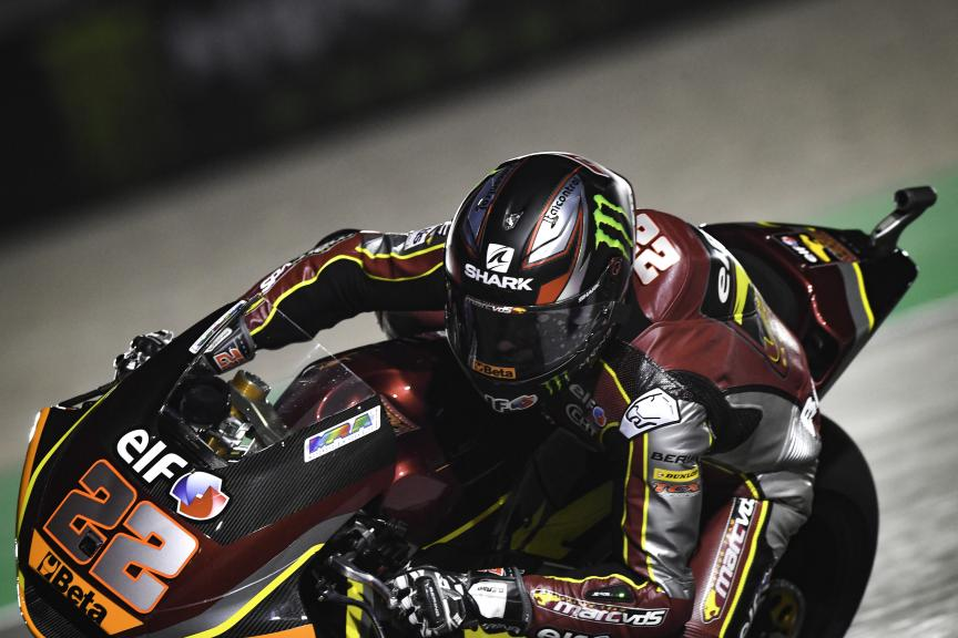 Sam Lowes, Elf Marc VDS Racing Team, Barwa Grand Prix of Qatar