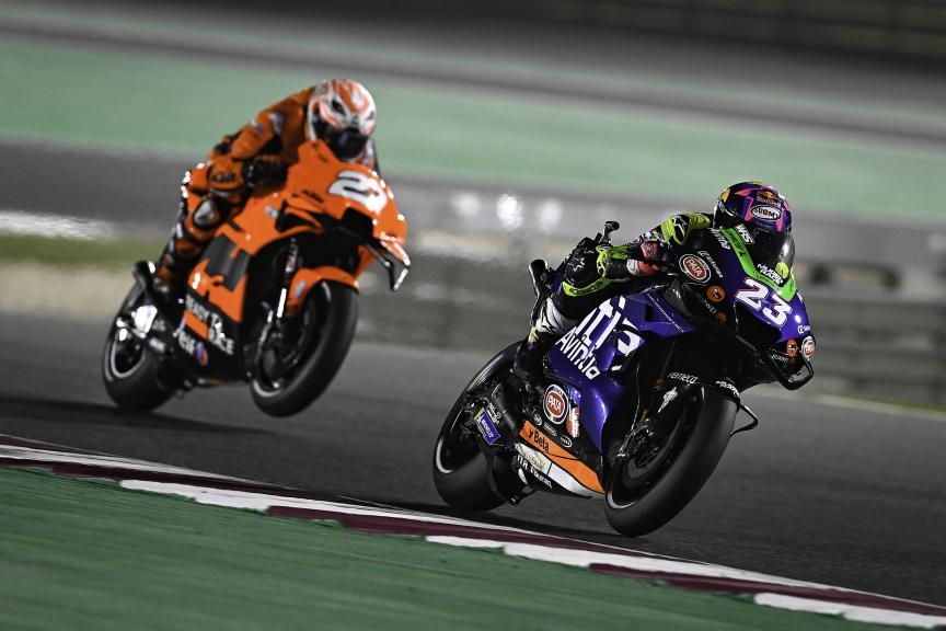 Enea Bastianini, Avintia Esponsorama, Barwa Grand Prix of Qatar