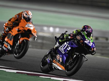 MotoGP, Free Practice, Barwa Grand Prix of Qatar