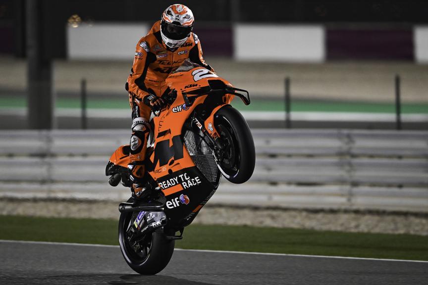 Iker Lecuona, Tech3 KTM Factory Racing, Barwa Grand Prix of Qatar