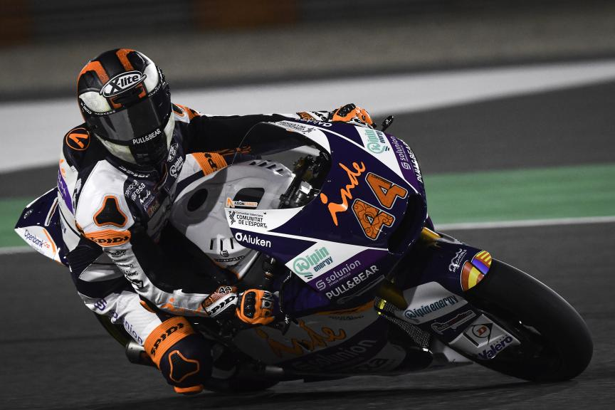 Aron Canet, Inde Aspar Team, Barwa Grand Prix of Qatar