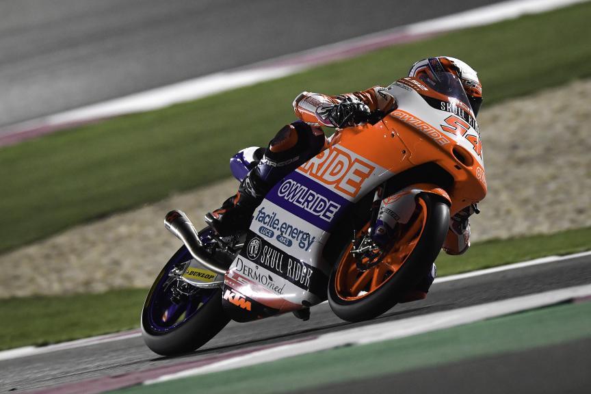 Riccardo Rossi, BOE Owlride, Barwa Grand Prix of Qatar