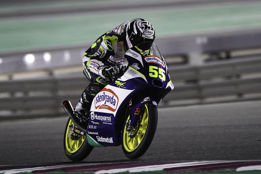 Romano Fenati, Sterilgarda Max Racing Team, Barwa Grand Prix of Qatar