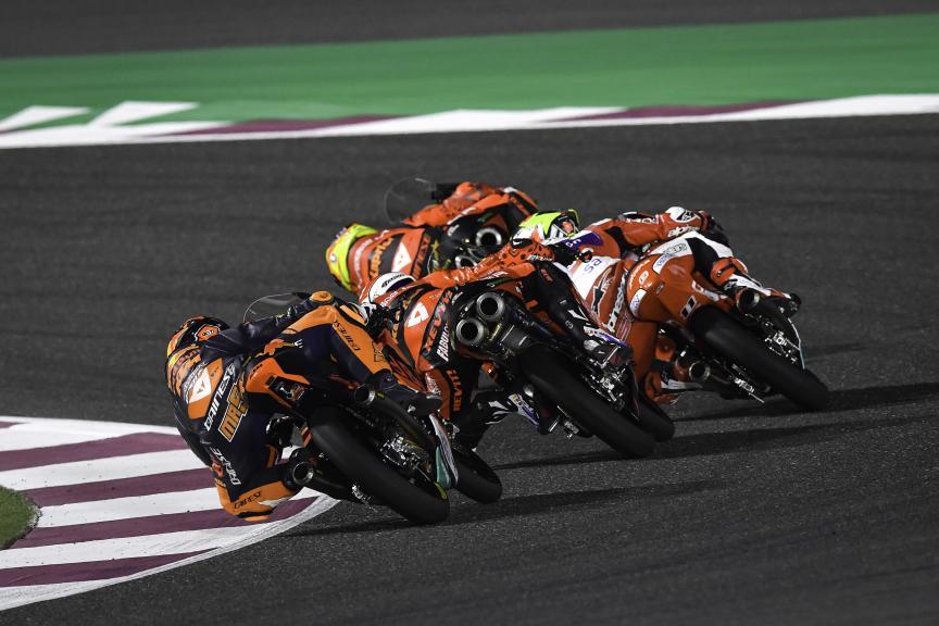 Moto3, Barwa Grand Prix of Qatar