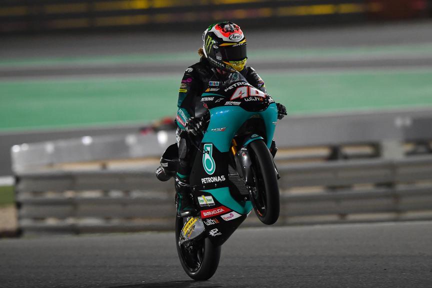 Darryn Binder, Petronas Sprinta Racing, Barwa Grand Prix of Qatar
