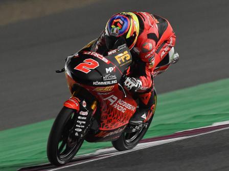 Indonesian Racing Gresini Moto3