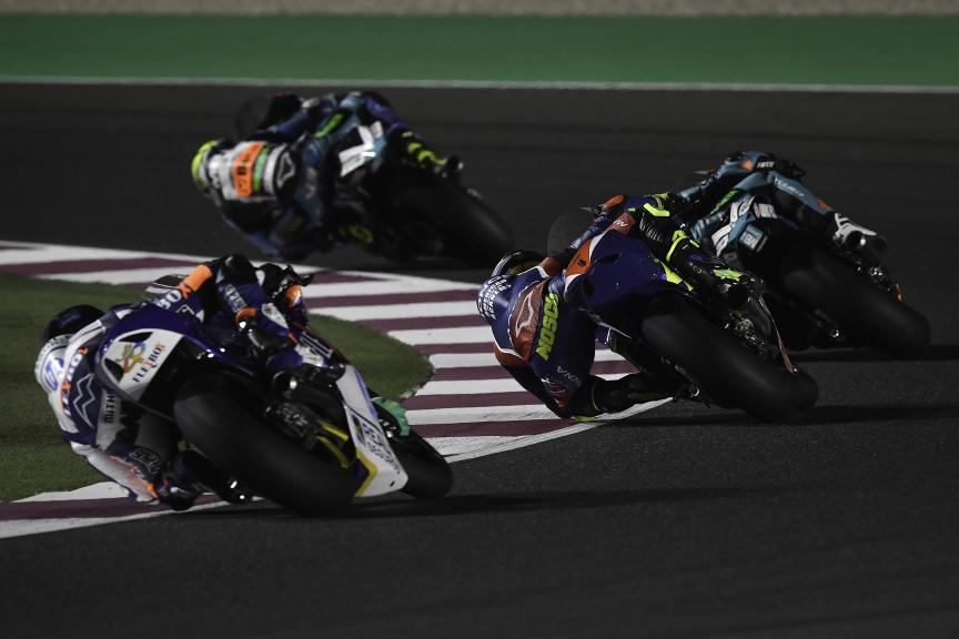 Moto2, Barwa Grand Prix of Qatar