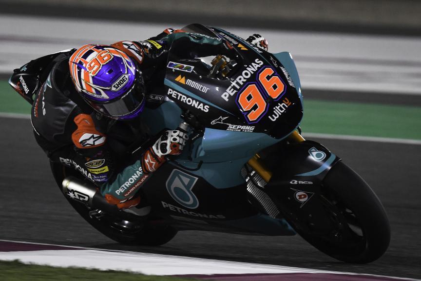 Jake Dixon, Petronas Sprinta Racing, Barwa Grand Prix of Qatar