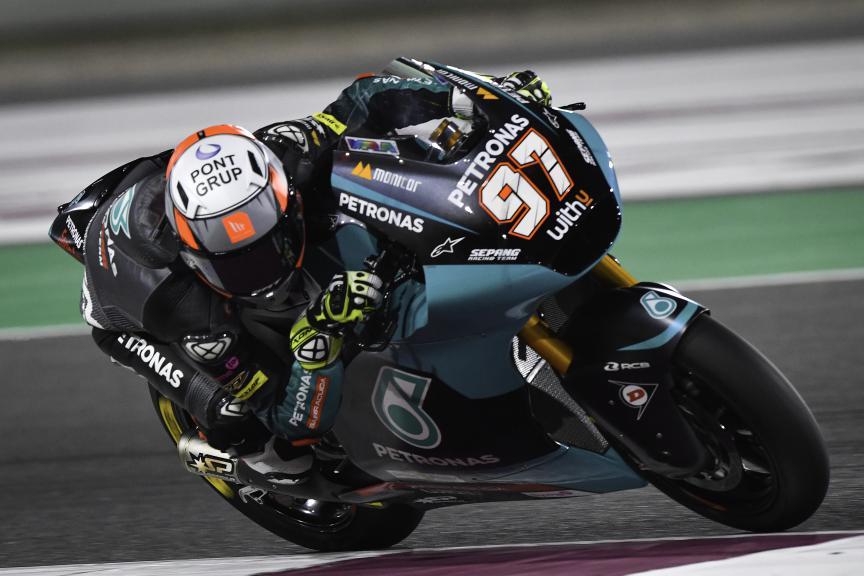 Xavi Vierge, Petronas Sprinta Racing, Barwa Grand Prix of Qatar
