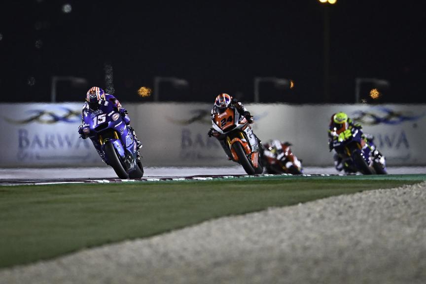 Moto2, Barwa Grand Prix of Qatar