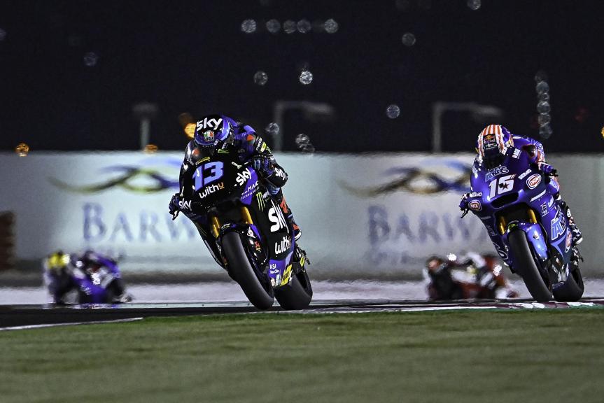 Celestino Vietti, Joe Roberts, Barwa Grand Prix of Qatar