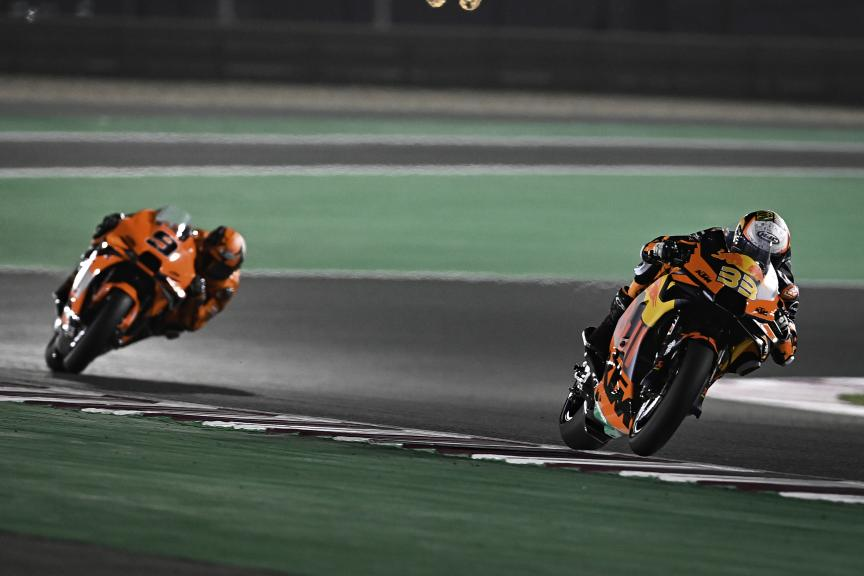 Brad Binder, Red Bull KTM Factory Racing, Barwa Grand Prix of Qatar