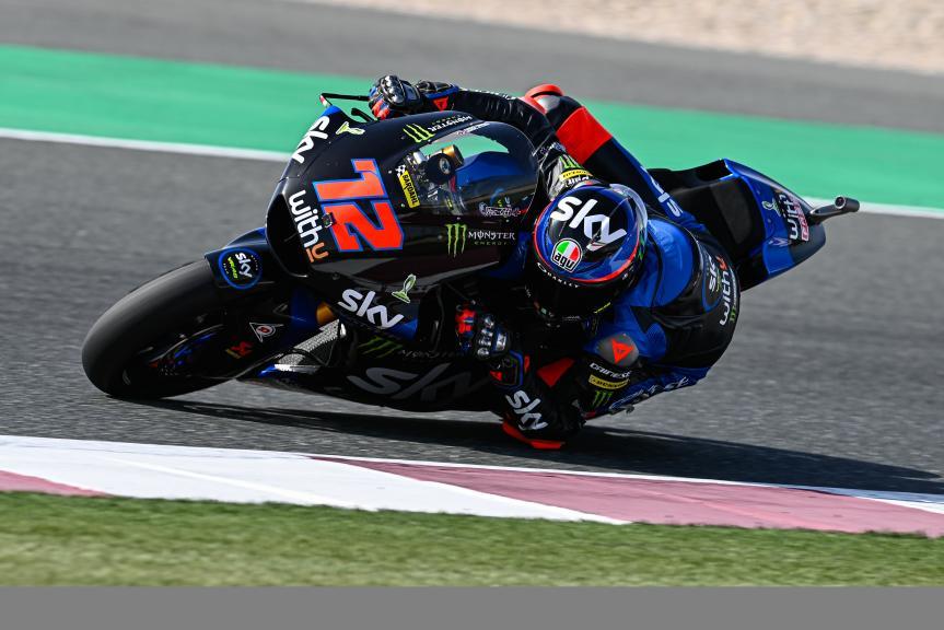 Marco Bezzecchi, Sky Racing Team VR46, Barwa Grand Prix of Qatar