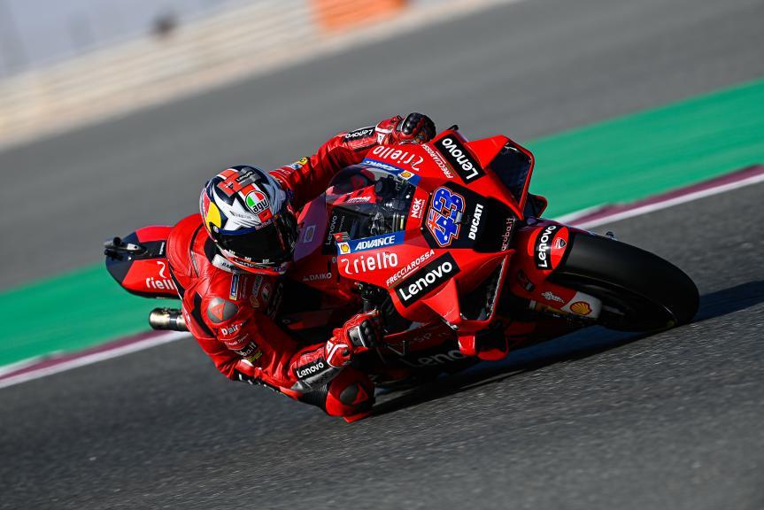 Jack Miller, Ducati Lenovo Team, Barwa Grand Prix of Qatar