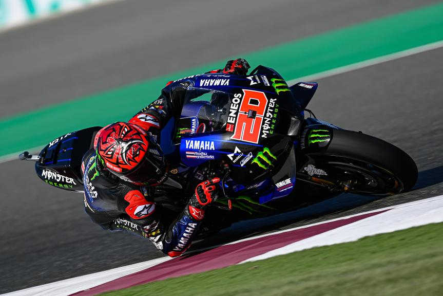 Fabio Quartararo, Monster Energy Yamaha MotoGP, Barwa Grand Prix of Qatar