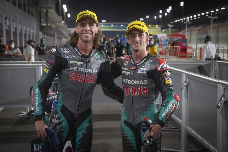 Petronas Sprinta Racing, Barwa Grand Prix of Qatar