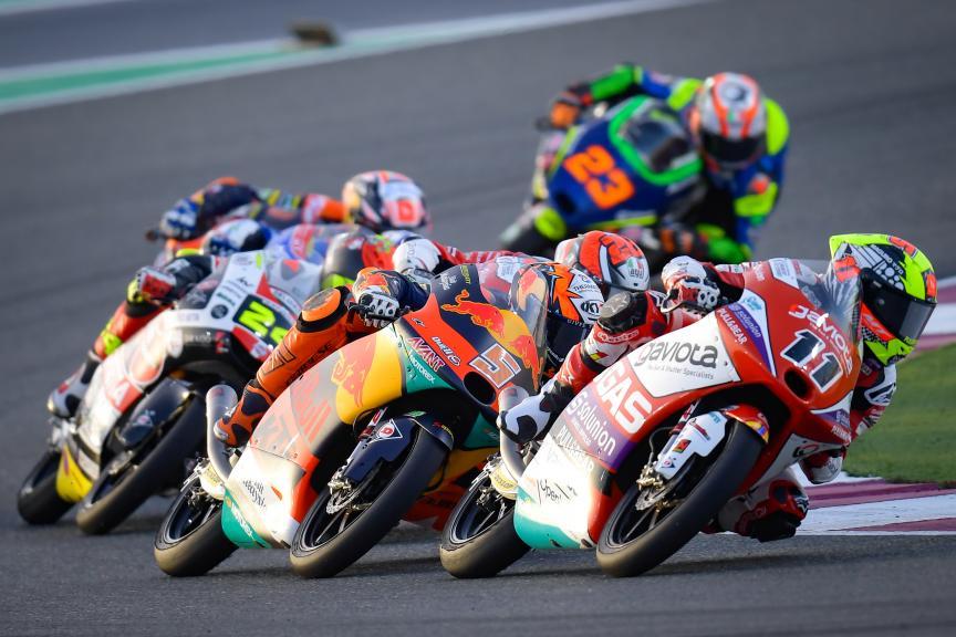 Jaume Masia, Sergio Garcia, Barwa Grand Prix of Qatar