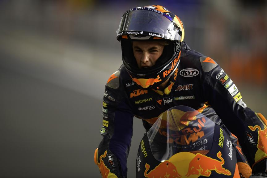 Jaume Masia, Red Bull KTM Ajo, Barwa Grand Prix of Qatar