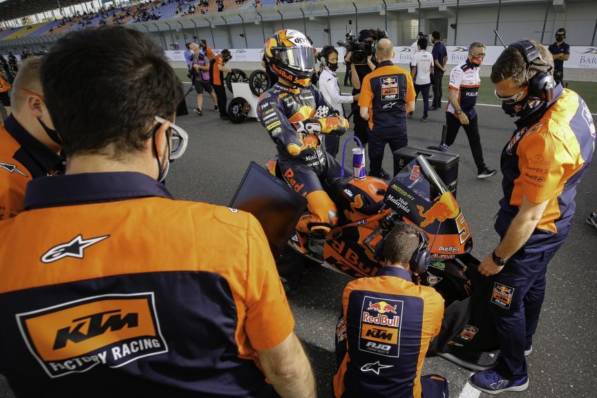 Jaume Masia, Red Bull KTM Ajo, Barwa Grand Prix of Qatar