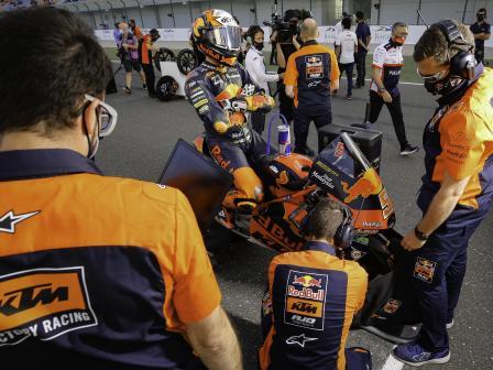 Moto3, Race, Barwa Grand Prix of Qatar