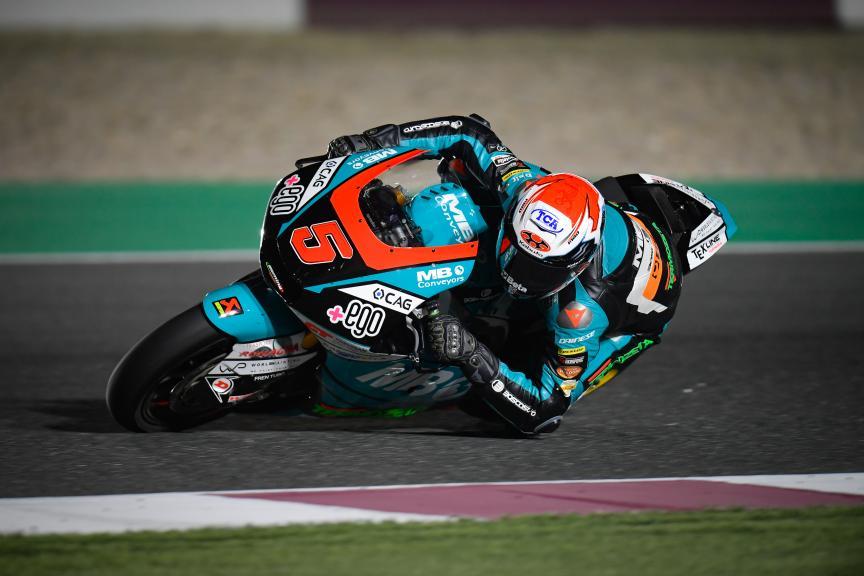 Yari Montella, MB Conveyors Speed Up, Barwa Grand Prix of Qatar
