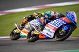 Ryusei Yamanaka, Carxpert Pruestelgp, Barwa Grand Prix of Qatar 7Dennis Foggia, Leopard Racing, Barwa Grand Prix of Qatar