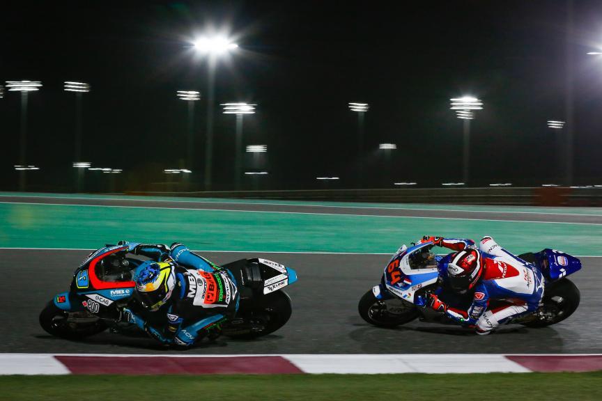 Jorge Navarro, Bo Bendsneyder, Barwa Grand Prix of Qatar