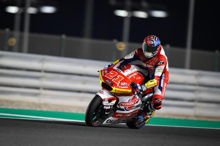 Fabio Di Giannantonio, Federal Oil Gresini Moto2, Barwa Grand Prix of Qatar
