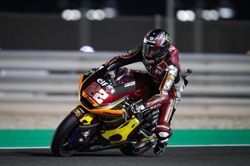 Sam Lowes, Elf Marc Vds Racing Team, Barwa Grand Prix of Qatarr