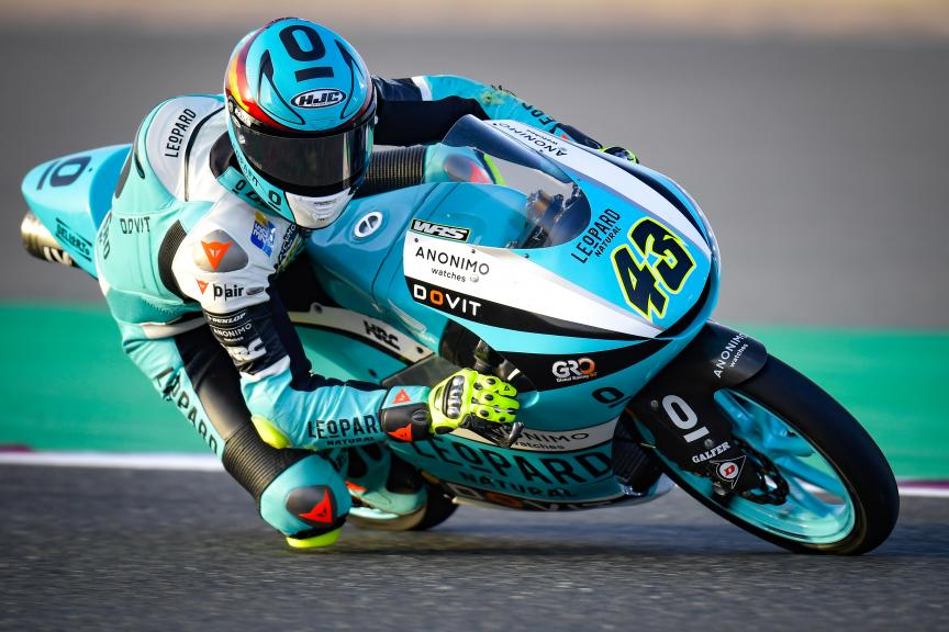 Xavier Artigas, Leopard Racing, Barwa Grand Prix of Qatar