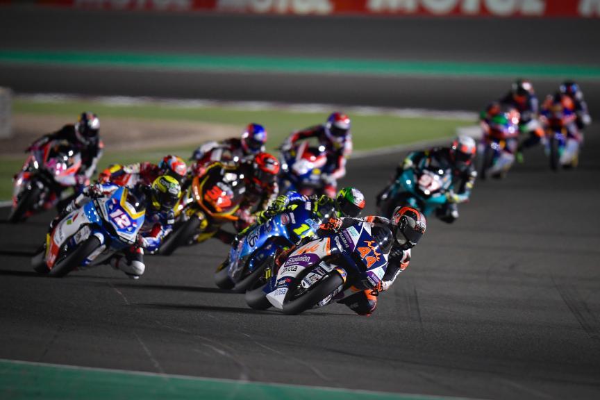 Aron Canet, Inde Aspar Team, Barwa Grand Prix of Qatar