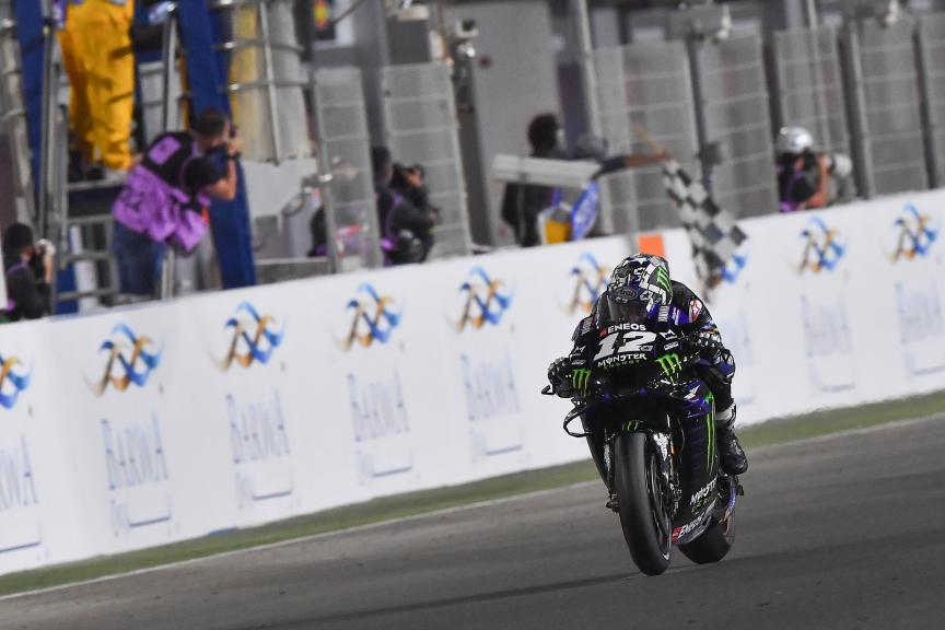 Maverick Viñales, Monster Energy Yamaha MotoGP, Barwa Grand Prix of Qatar