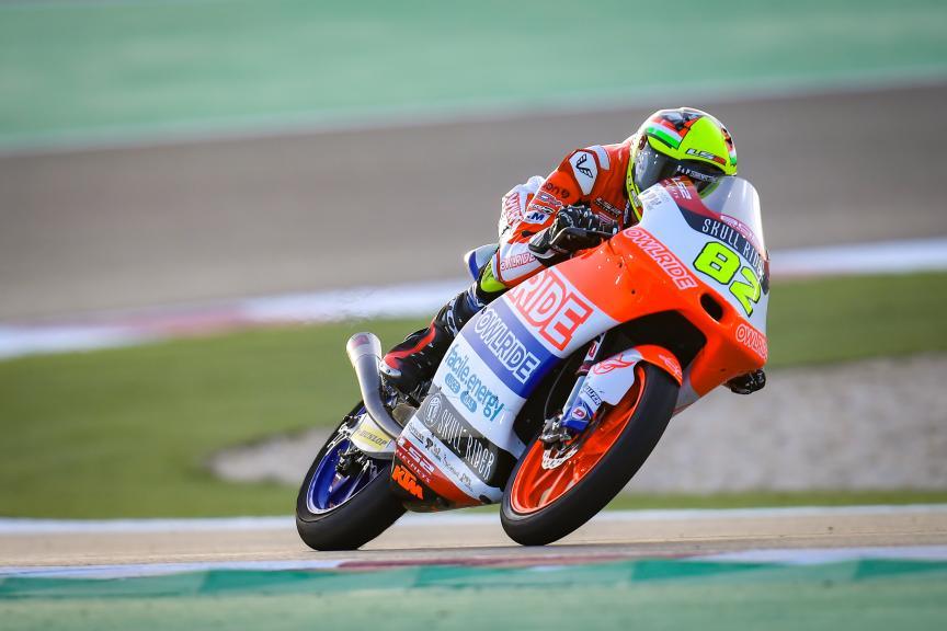 Stefano Nepa, BOE Owlride, Barwa Grand Prix of Qatar