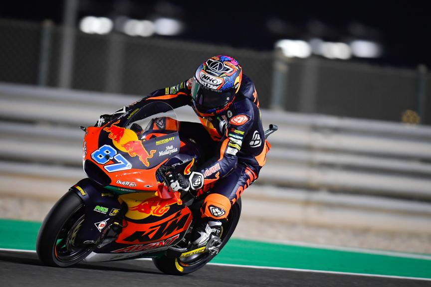 Remy Gardner, Red Bull KTM Ajo, Barwa Grand Prix of Qatar