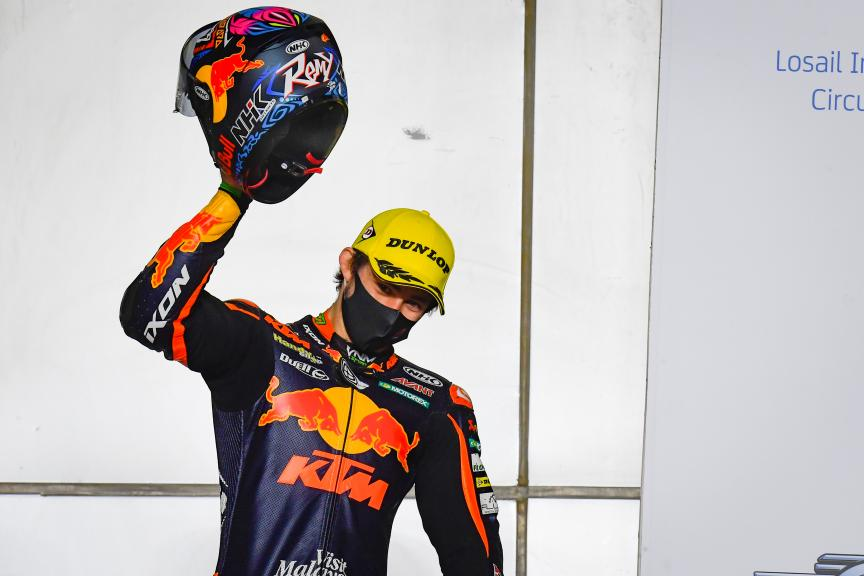 Remy Gardner, Red Bull KTM Ajo, Barwa Grand Prix of Qatar