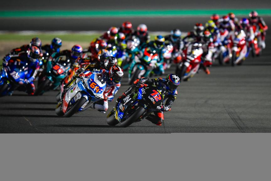 Moto2, Race, Barwa Grand Prix of Qatar