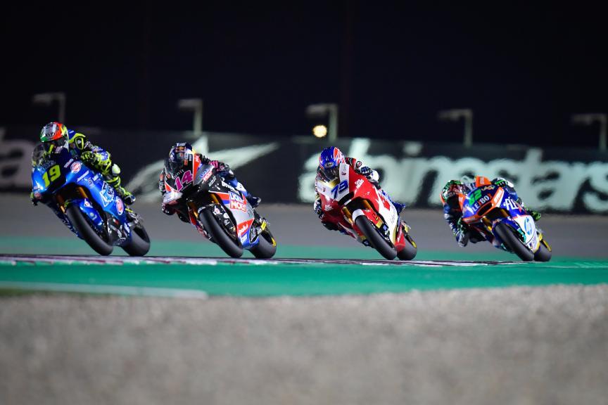 Moto2, Race, Barwa Grand Prix of Qatar