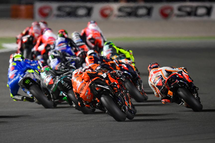 MotoGP, Race, Barwa Grand Prix of Qatar