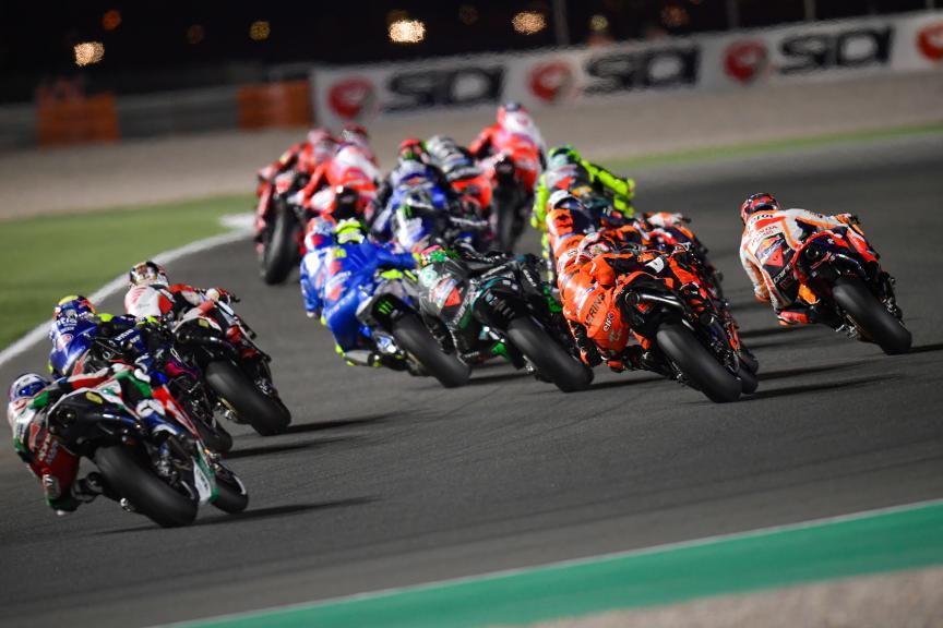 MotoGP, Race, Barwa Grand Prix of Qatar