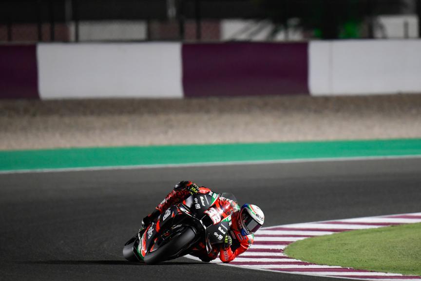 Lorenzo Savadori, Aprilia Racing Team Gresini, Barwa Grand Prix of Qatar