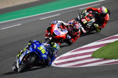 GRATIS: La decisiva última vuelta de MotoGP™ en Qatar