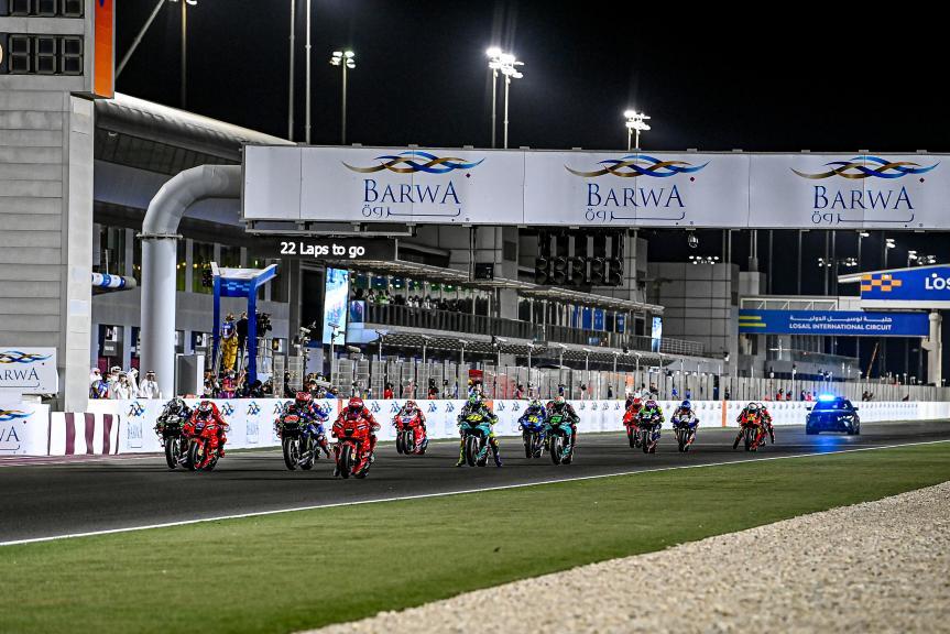 MotoGP, Race, Maverick Viñales, Barwa Grand Prix of Qatar