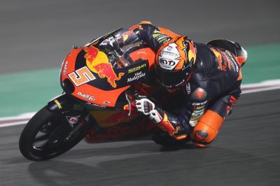 Red Bull KTM Ajo saborea la gloria con Masià y Acosta