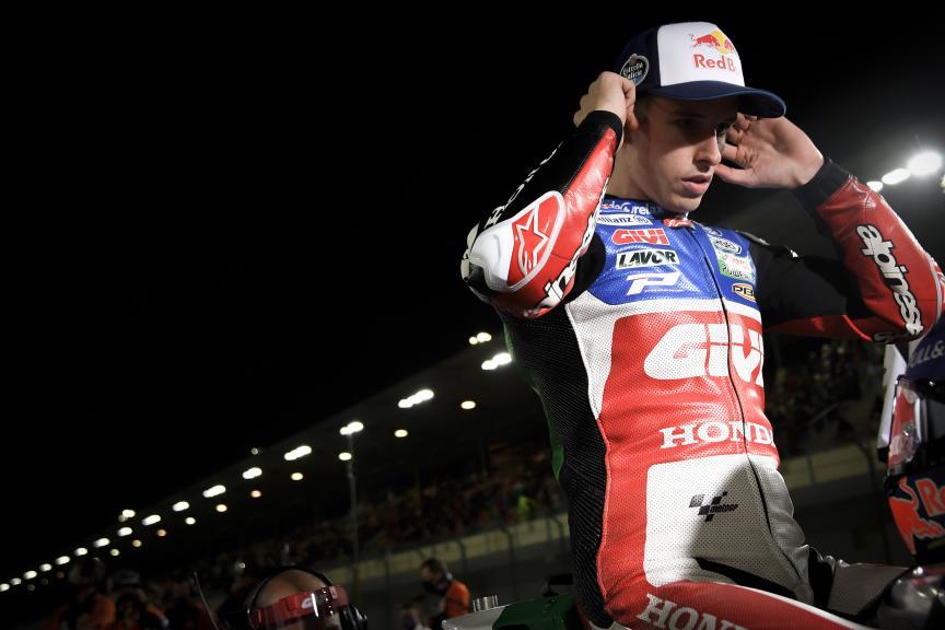 Alex Marquez, LCR Honda Castrol Honda, Barwa Grand Prix of Qatar