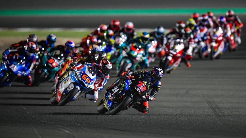 Lowes firma la primera victoria del año con mano de hierro   MotoGP™